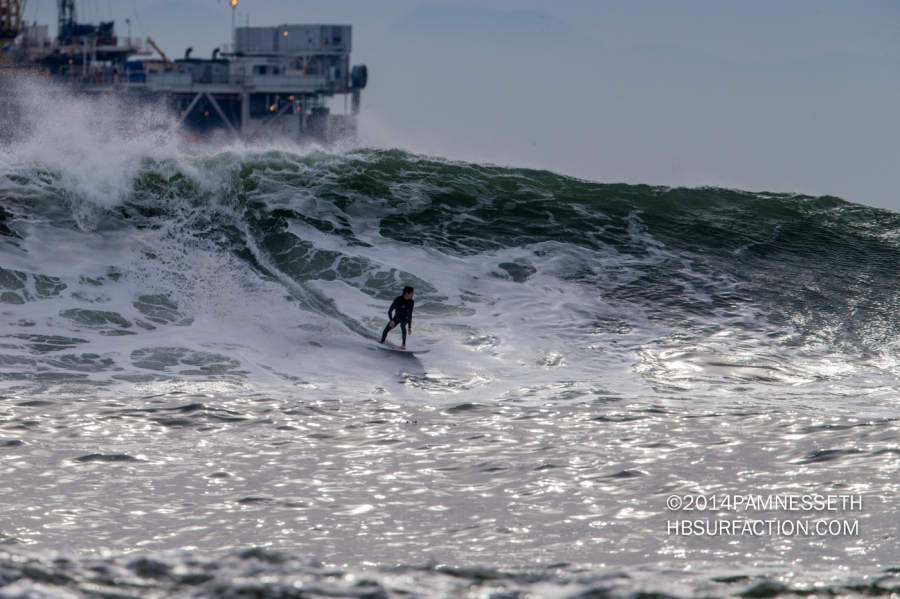 2017 Jan 24 Final Post For Seal Beach Wave Friday Surf